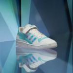 """6/24 発売!adidas Originals FORUM LOW """"White/Pulse Aqua/Pink Tint"""" (アディダス オリジナルス フォーラム ロー """"ホワイト/パルスアクア/ピンクティント"""") [GX3398]"""