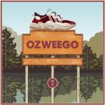 7/19発売!サイズ? × アディダス オリジナルス オズウィーゴ (size? adidas Originals OZWEEGO) [EG4570]