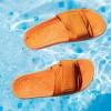 """海外 8/1 発売!Pharrell Williams x adidas Originals BOOST SLIDE """"Bright Orange"""" (ファレル・ウィリアムス アディダス オリジナルス ブースト スライド """"ブライトオレンジ"""") [FV7261]"""