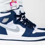 "【着用画像】Air Jordan 1 High OG CO.JP ""Midnight Navy""【エアジョーダン1 ハイ co.jp】"