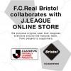 Jリーグ 48クラブ × F.C.R.B コラボ TEE& パーカーが2/21から発売 (J.LEAGUE F.C. Real Bristol)