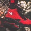 ブラック×レッド カラーのNIKE AIR MAESTRO 2がKITH × Scottie Pippen コラボにて登場か? (ナイキ エア マエストロ 2 キース スコッティ・ピッペン)