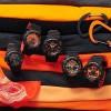 G-SHOCKから秋冬コーディネートの手元に華やかさを加える、オレンジをテーマカラーにしたNewモデル「BRIGHT ORANGE COLOR」が11月発売 (ジーショック Gショック)
