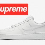 【2020年春夏発売】Supreme x Nike Air Force 1 Low【シュプリーム x ナイキ 2020】