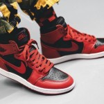 """【2月発売】Air Jordan 1 Hi 85 """"Varsity Red""""【エア ジョーダン 1 ハイ 85】"""