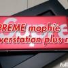 【プレゼント1名】シュプリーム モーフィー パワーステーション プラス ミニ (SUPREME mophie powerstation plus mini)