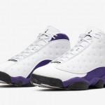 "【7月19日発売】Air Jordan 13 ""Lakers"" 414571-105"