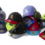 ニューエラからカラフル・ビビッドなカラーリングをフィーチャーしたコレクション「MLB Custom」が発売 (New Era)