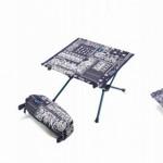 SHIPS別注!ペイズリー柄のHELINOX社製 テーブル/チェア/コットが発売中! (シップス ヘリノックス)