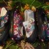 """オープニングセレモニー × バンズ """"サテン フローラル パック"""" (OPENING CEREMONY VANS """"Satin Floral Pack"""")"""