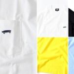 SHIPS × VANS エクスクルーシブ エンブロイダリー ポケット TEE 4カラーが7月下旬発売 (シップス バンズ)