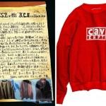 C.EとSSZ {SURF SKATE ZINE}がコラボした「裏C.E collection」が10/20から展開 (シーイー)