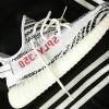 """【2017/2/25発売?】アディダス オリジナルス イージー 350 ブースト V2 """"ゼブラ – ホワイト/コアブラック/レッド"""" (adidas Originals YEEZY 350 BOOST V2 """"Zebra – White/Core Black/Red"""") [CP9654]"""