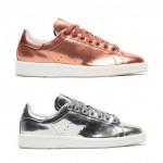 """アディダス オリジナルス ウィメンズ スタンスミス ブースト """"カッパー/シルバー"""" (adidas Originals WMNS STAN SMITH BOOST """"Copper/Silver"""") [BB0107,8]"""