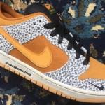 """【リーク】Nike SB Dunk Low """"Safari""""【ナイキ SB ダンク ロー サファリ】"""