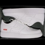 【4月発売?】Supreme x Nike Air Force 1 Low BLACK&WHITE