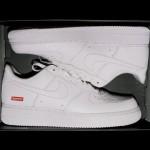 【4月発売?】Supreme x Nike Air Force 1 Low BLACK&WHITE