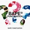 A BATHING APE から文字記号をモチーフにした新デザイン「PUNCTUATION」TEEが4/17 発売 (ア ベイシング エイプ)