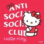 HELLO KITTY × Anti Social Social Club コラボが11/16発売 (ハローキティ アンチ ソーシャル ソーシャル クラブ)