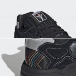 """4/15発売!聖火と五輪カラーを採用した アディダス オリジナルス トルション """"2020年 オリンピック"""" (adidas Originals TORSION """"2020 Olympic"""") [FX9153]"""