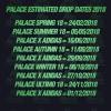Palace Skateboards 2018年 リリースデータが登場 (パレス 2017)