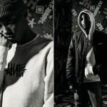 【世界100着限定 ジャケット】HUF × Eric Haze カプセルコレクションが2/26 発売 (ハフ エリック・ヘイズ)