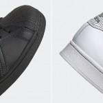 7/29 発売!リフレクター仕様にアップデートされた アディダス オリジナルス スーパースター (adidas Originals SUPERSTAR) [H00200,H00201]