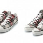 Adam et Rope' Le Magasin × CONVERSE ALL STAR 100 WOOL CHECK OX/HIが9月中旬発売 (アダム エ ロペ ル マガザン コンバース オールスター)