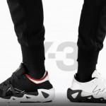 """7/18発売!adidas Y-3 FYW S-97 """"Black/White"""" (アディダス ワイスリー FYW S-97 """"ブラック/ホワイト"""")"""