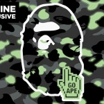 A BATHING APE ONLINE EXCLUSIVE 新作「GID CITY CAMO COLLECTION」がリリース (ア ベイシング エイプ オンライン 限定)