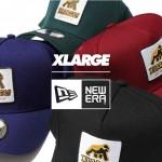 New Era × XLARGE WALKING APE SNAPBACK CAP 新色が発売 (ニューエラ エクストララージ ウォーキング エイプ)