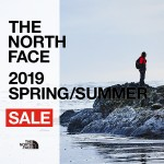 GOLDWINにてザ・ノース・フェイス 2019年春夏アイテムのセールがスタート (THE NORTH FACE)
