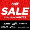 XLARGE/x-girlのcalif オンラインにて「2019-2020 WINTER SALE」がスタート (エクストララージ エックスガール カリフ)