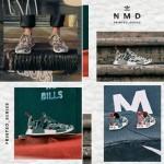 """8/11発売!adidas Originals NMD """"Printed Series Pack"""" (アディダス オリジナルス エヌ エム ディー """"プリンテッド シリーズ パック"""")"""