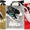 Safari/OG/Elephant等のNIKEの人気パターンがトートバッグに!Nike x Overkill Tote Bagが全7モデル展開 (ナイキ オーバーキル トートバッグ)