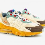 "【5月29日発売!?】Travis Scott x Nike Air Max 270 React ""Cactus Trails""【トラヴィス x ナイキ】"