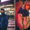 """【最新コレクション】XLARGE 2018 FALLから暗闇の中でメラメラと揺れ燃える「碧い炎」をロゴやグラフィックや裏地に採用した""""BLUE FIRE"""" COLLECTIONが10/20展開 (エクストララージ)"""