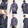 """ナイキ ハワイアン フローラル プリント """"ウィンドランナー/シャツ/ショーツ"""" (NIKE Hawaiian floral print """"Windrunner/Shirt/Shorts"""") [AR1721-438][CK0526,CK0520-010]"""