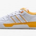 """adidas Originals RIVALRY LOW """"White/Yellow"""" (アディダス オリジナルス ライバルリー ロー """"ホワイト/イエロー"""") [EE4656]"""