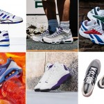 "【まとめ】7/19 発売の厳選スニーカー!(NIKE AIR MAX 95 LV8 ""White/Court Purple/Emerald Green"")(AIR JORDAN 13 ""Lakers Rivals"")(REEBOK INTERVAL)(adidas Consortium TORSION EDBERG COMP)"