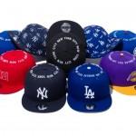 ニューエラからニューヨーク/ロサンゼルスに本拠地があるチームのコレクション「New York/Los Angeles Collection」が発売 (New Era)