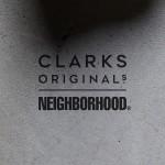 【発売予定】NEIGHBORHOOD × Clarks Originals (ネイバーフッド クラークス オリジナルズ)