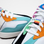 """LGBT「PRIDE」を祝うNew Balance """"Pride Pack""""からマルチカラーの「MS327 PRD」が5/10発売 (ニューバランス)"""