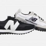 "New Balance MS327 BW1 ""Black/White"" (ニューバランス ""ブラック/ホワイト"")"