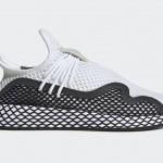 "adidas Originals DEERUPT RUNNER S ""White/Core Black"" (アディダス オリジナルス ディーラプト ランナー S ""ホワイト/コアブラック"") [BD7874]"