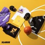 "XLARGE × New Era × NBA ""Lakers & Clippers"" が11/16から全16アイテムが発売 (エクストララージ ニューエラ エヌビーエー)"