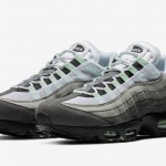 "【5月10日】Nike Air Max 95 ""Fresh Mint"" CD7495-101"