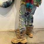 """海外 11月発売予定!YEEZY NSTLD/Insulated Boot """"Khaki"""" (イージー インスレイテッド ブーツ """"カーキ"""")"""