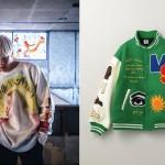 「READYMADE」細川雄太氏とロサンゼルスのアーティスト「CaliThornhill DeWitt」氏が手掛けるブランド「SAINT M×××××× × DENIM TEARS」 新作コラボが3/10 11:00~UAにて発売 (セントマイケル デニムティアーズ)