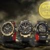 G-SHOCK誕生35周年記念モデル第2弾!ブラック×ゴールドで豪華さを表現した「GOLD TORNADO-ゴールド トルネード」が11/10から発売 (Gショック ジーショック)